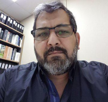 Mr. M Abbas Khokhar
