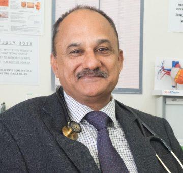 Dr. Basharat Hussain Gillani