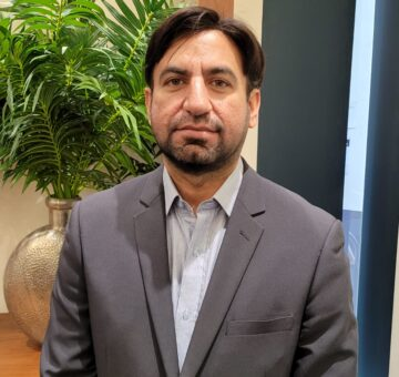 Mr. Farhad Akthar Durrani
